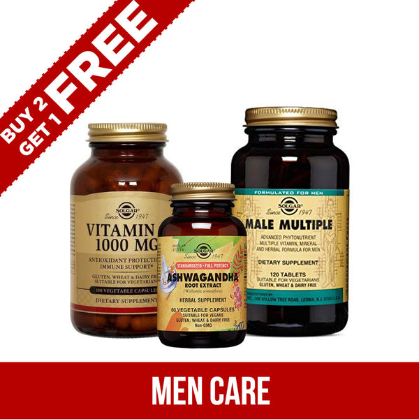 Men'S Care 2+1 Offer