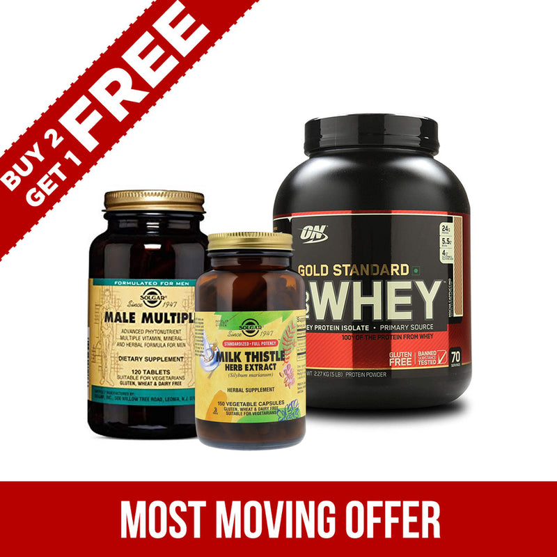 Combo Offer - Pack Muscle Liver Health Combo