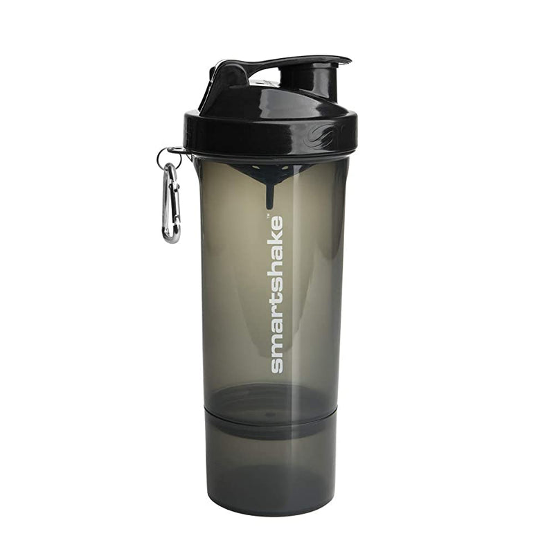 smartshake slim 17 oz black