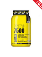 Clearance Sale 4D Nutrition,  Amino 7500 300 Tablets