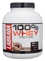 Labrada 100% Whey 4.13Lb Chocolate