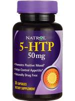Natrol 5-Htp 50Mg 30 Caps