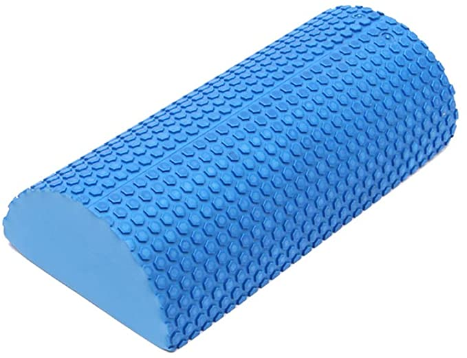 Yoga Roller Foam Half with Dots