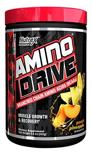 Amino Drive 30 Servings 243gm Peach Pineapple