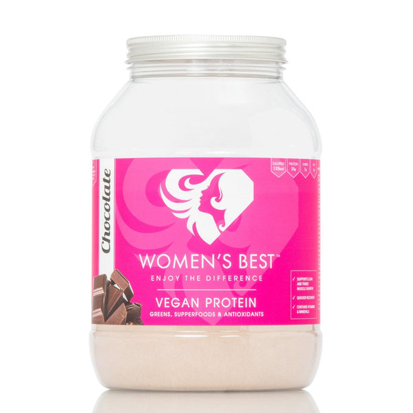 Women'S Best Vegan Protein Chocolate 900Gm