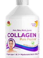 Swedish Nutra Collagen Pure Peptide 10000 Mg (500Ml)