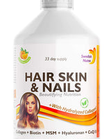 Swedish Nutra Hair Skin & Nails Collagen
