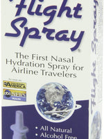 Flight Spray Nasal Hydration Spray for Airline Travelers - 0.5 Ounce Bottles