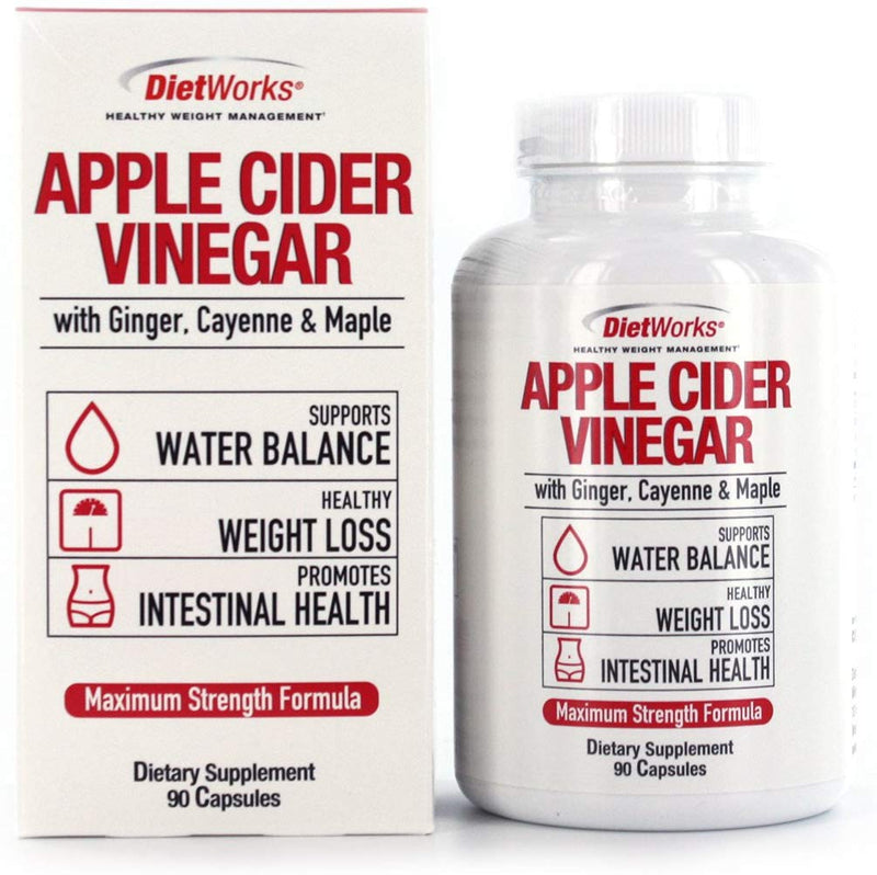 Windmill Dietworks Apple Cider Vinegar 90 Capsules