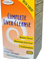 Enzymatic Therapy Complete Liver Cleanse - 84 Veg Caps