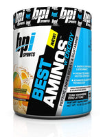 Bpi Sports Best Aminos With Energy Hurricane Orange - 30Servings