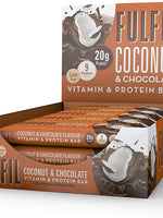 Fulfil Coconut And Chocolate Vitamin And Protein Bar 55G