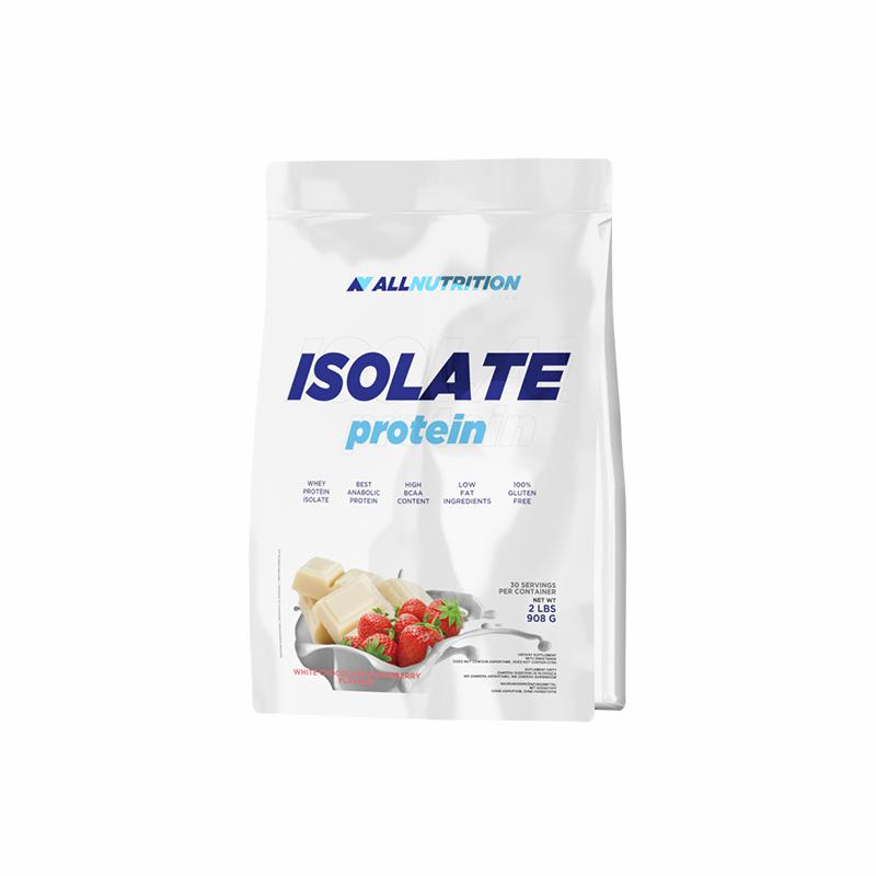 All Nutrition Whey Protein Bag 5lb White Cho-Strawberry