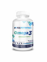All Nutrition Omega3 Fish Oil 1000Mg 90Caps