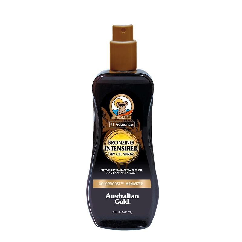 Australian Gold Bronzing Intense Dry Oil Spray 8oz