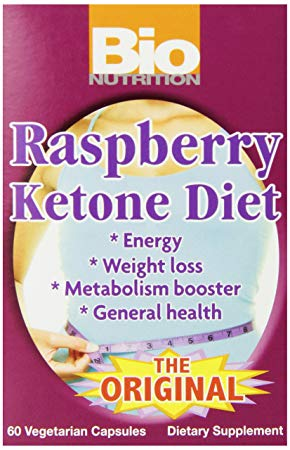 1+1 Offer Bio Nutrition  Raspberry Ketone - 60 Veg Caps