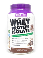 Blue bonnet Whey Protein Isolate Chocolate 2lb