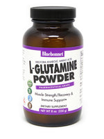 Bluebonnet L Glutamine Powder 8oz
