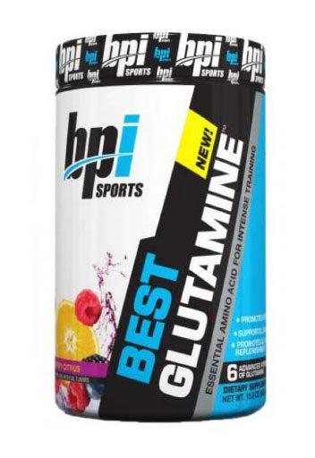 Bpi Sports Best Glutamine - Peach Mango, 50 Servings