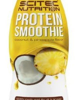 Scitec Nutrition Ready To Drink 330Ml Protein Smoothie - Coconut & Pineapple