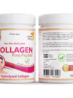 Swedish Nutra Collagen Pure Peptide 10000 Powder(Fish)