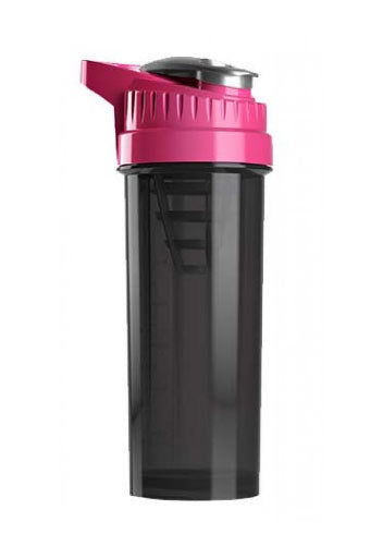Cyclone Cup Protein Shaker Bottle  - Smoked Pink, 32 Oz