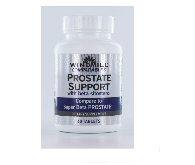 Windmill Prostate Support Tablets With Beta Sitosterol 60 Each.