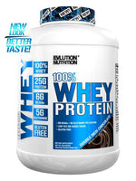 Evl 100% Whey Protein 4Lb Dou Rich Chocolate