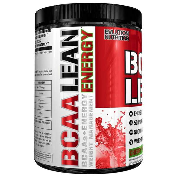 Evl Bcaa Lean Energy 30Svg Cherry Limeade