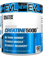Evl Creatine 5000 60Svg 300Gms