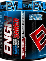 Evl Engn Shred 30Svg 237Gms Fruit Punch
