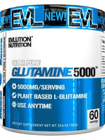 Evl Glutamine  60Svg 300Gm