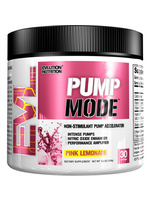 Evl Nutrition Pumpmode 30Svg 159Gms Pink Lemonade