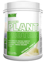 Evl Stacked Plant Protein 1.5Lb Natural Vanilla