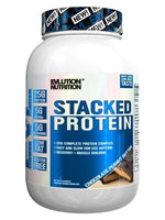 Evl Stacked Protein 2Lb Choc Pb