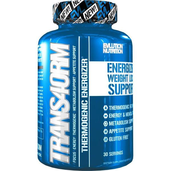 Evlution Nutrition Trans4orm 120 capsules - Weight loss