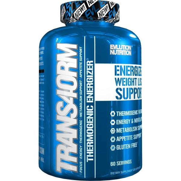 Evl. Nutrition Trans4orm 60 capsules for Weight loss
