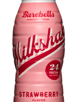 Barebells Protein Milk Shake Strawberry Flavor Box Of 8 X 330Ml
