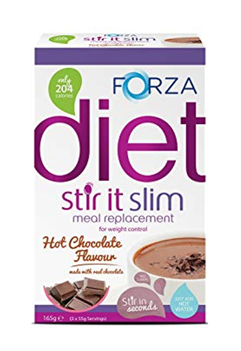 Forza Diet Shake it Slim 55 Gm Dou Chocolate