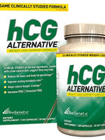 Hcg Alternative 120 Ct