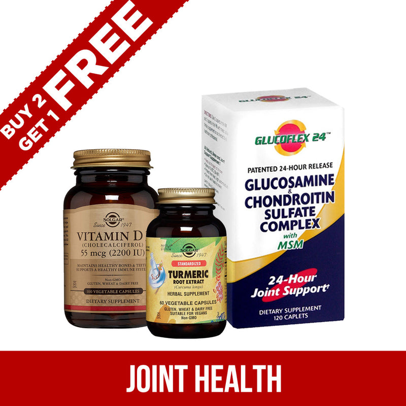 Combo Offer, Joint Health 2+1 Offer, Dietary Supplement