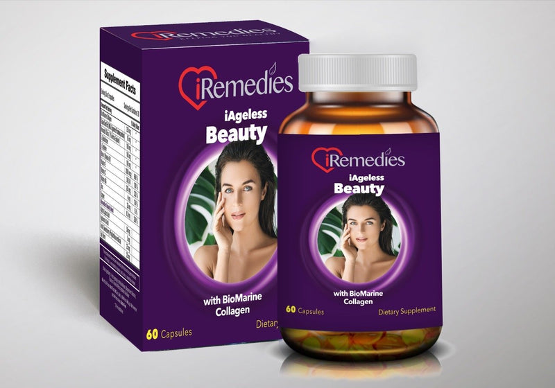 I Remedies iAgeless Beauty 60Capsules