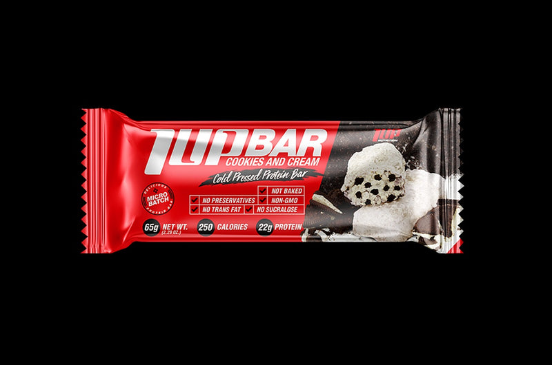1Up Nutrition Protein Bar - Cookies & Cream