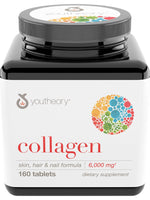 Youtheory Collagen Advanced 1 2 3 160Caps