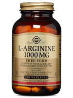 "Solgar €"" L-Arginine 1000 Mg, 90 Tablets"