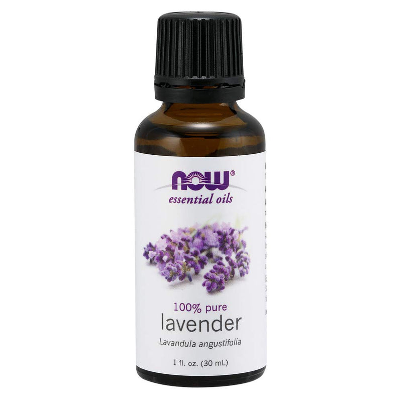 Now Essential Oils, 100% Pure, Lavender 1 Oz (30 Ml)