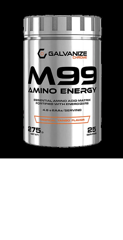 Galvanize M99 Amino Energy 25svg 275gm Tropical Tango