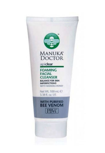 Manuka Doctor Apiclear Foaming Facial Cleanser 100 Ml
