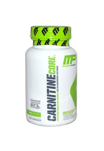 Musclepharm Carnitine Core - 60 Caps, Dietary Supplement