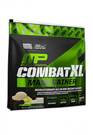 Musclepharm Combat XL Mass Weight Gainer - Vanilla, 12 Lbs